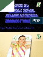 Laringectomizados y Traqueostomizados