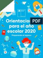 Orientaciones pra el año escolar 2020 preparando el regreso (1)