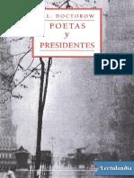 1D. Poetas y presidentes - Edgar Lawrence Doctorow