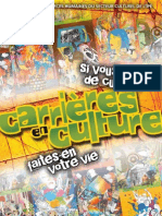 Carriere Et Culture