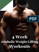 4 Week Anabolic Weight Lifting Workouts.pdf