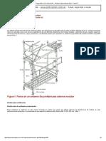 Seguridad en la Construcción - Andamios perimetrales fijos - Parte 01