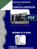 01 - SEMANA 01 - NORMATIVIDAD EN LA CONSTRUCCION