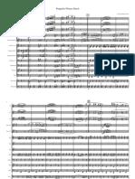Wangchin Wittaya March (1) - Full Score