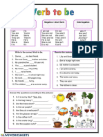 4 Verb to be affirmative, negative, questions.pdf