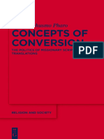 Concepts of Conversion-1