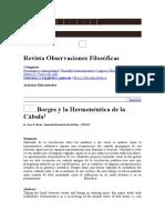 Revista Observaciones Filosóficas Borges y la Hermenéutica de la Cábala1.doc