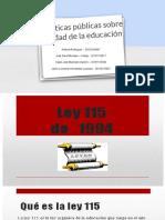 Tarjetas educativas