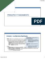 10 Principio y Fundamento - Explicación