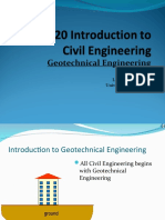 Geotechnical Presentation
