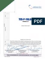TES-P-119.06 R0 - Surge Protection
