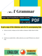 ACT Grammar Workshop Session 2 Sentence Structure.pdf
