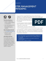 RespToolKit_23_Tool 15_DisasterManagementinaPandemic