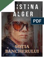Cristina Alger - Soția bancherului