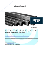 France Carbon Fiber Market Growth, Size, Share and Forecast 2020-2026