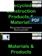 31556204-Recycled-Content-Building-Products-Materials-Presented-to-Recycled-by-Design-Architects-and-mixed-audiences