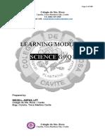 Science 9 Module Q1