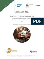 Scratch 3 AfricaCode