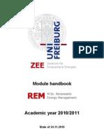 REM_Module_Handbook_2010_11