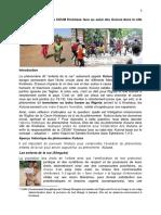 Article Les enfants (Kuluna) de la rue dans la ville de Kinshasa (2)