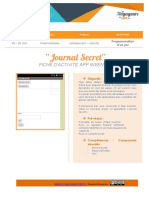 AppInventor journal-secret
