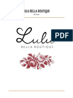 lulu bella report- brand report