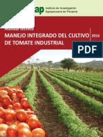 Manejo integrado del cultivo de tomate industrial