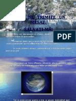 SIMPOZION - Terra ne trimite un mesaj Salvati-ma.ppt