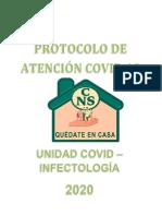protocolo de atencion covid