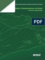 Macrocaracterização Dos Recursos Naturais Do Brasil