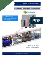 Manual de Comunicación Modbus para Tableros MK1
