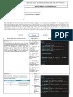 programacion software