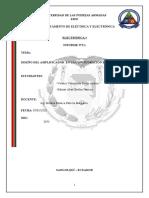 Informe 3.1  Diseño emisor común