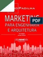 Marketing para Engenharia, Arquitetura e Agronomia