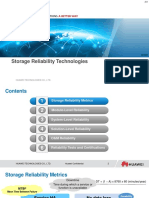 05-Huawei Storage Reliability Technologies