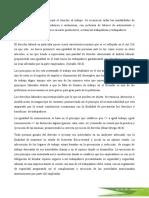 ANALISIS ART 326 de la constitucion de la republica del Ecuador
