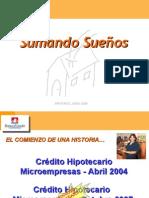 Lanzamiento Centro Hipotecario