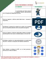 PROTOCOLO DE INGRESO A OFICINAS