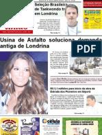 Jornal União - Edição de 15 à 30 de Janeiro de 2011