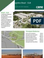 Centro Logístico Brasil