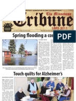 Front Page - January 21, 2011