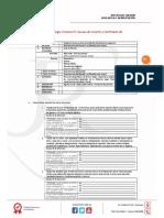 Semana 13 Practica Causa de muerte y Certificado de defuncion