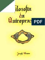 Filosofia da Quiropraxia PORTUGUES