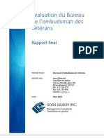 2020 Evaluation Office Veterans Ombudsman f