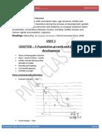 Development Economics 2