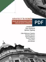 Arhitect_in_Romania_studiu_2010