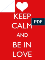 Valentines Day Keep Calm