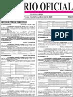 Diario Oficial 16-04-2020