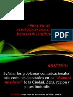 3. 0. PRACTICA COMUNICACIONAL DEL TURISMO