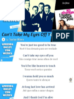 S4E08 - Can't take my eyes off you - student's pdf